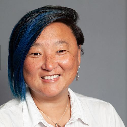 Frances Chang headshot