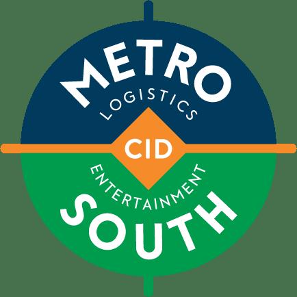 Metro South CID logo