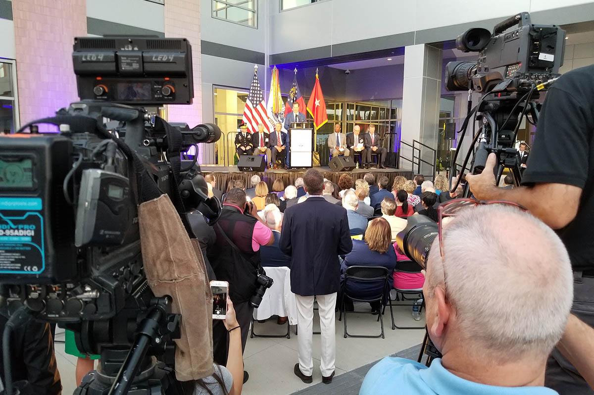 Georgia Cyber Center press coverage